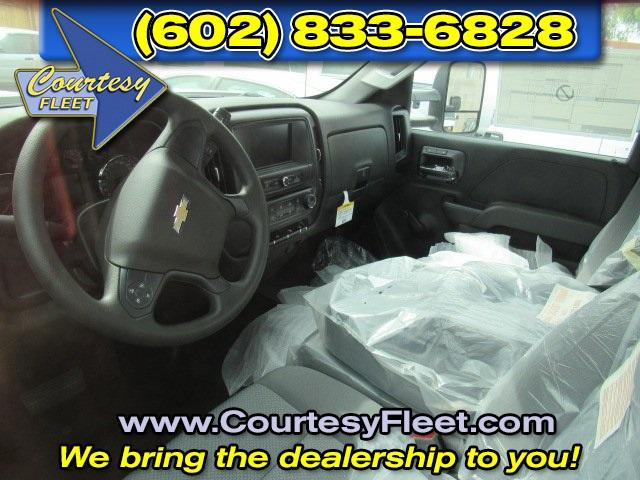 2016 Silverado 3500 Regular Cab, Cab Chassis #65313 - photo 9