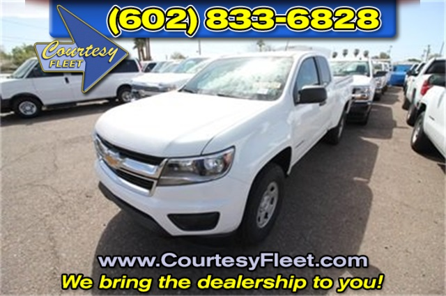 2017 Colorado Extended Cab, Pickup #73446 - photo 3
