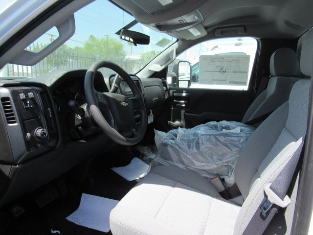 2017 Silverado 3500 Regular Cab DRW, Royal Contractor Body #73592 - photo 3
