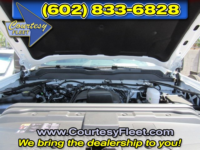 2017 Silverado 2500 Regular Cab 4x4, Service Body #73650 - photo 8