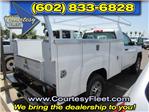 2017 Silverado 2500 Regular Cab 4x4, Service Body #73650 - photo 2