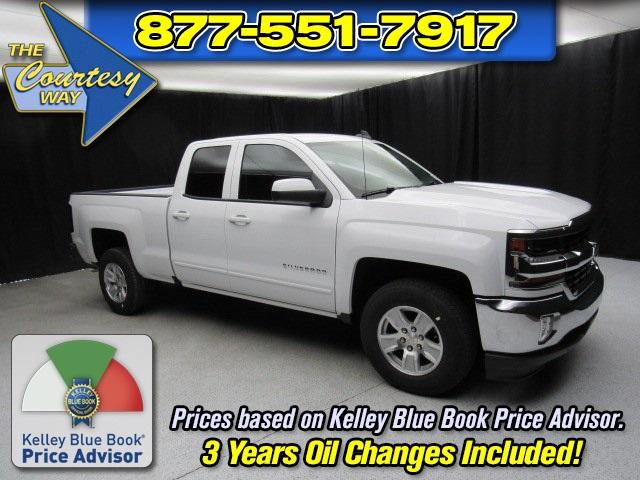 2017 Silverado 1500 Double Cab Pickup #74089 - photo 1