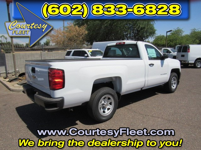 2017 Silverado 1500 Regular Cab, Pickup #74125 - photo 13