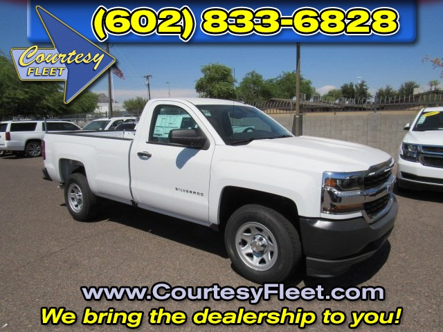 2017 Silverado 1500 Regular Cab, Pickup #74125 - photo 15