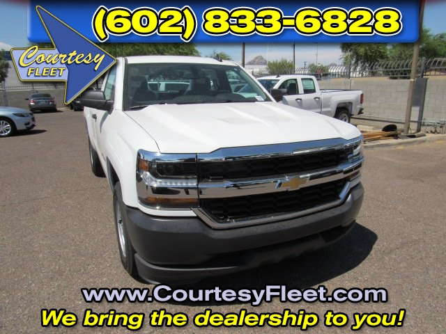 2017 Silverado 1500 Regular Cab, Pickup #74125 - photo 3