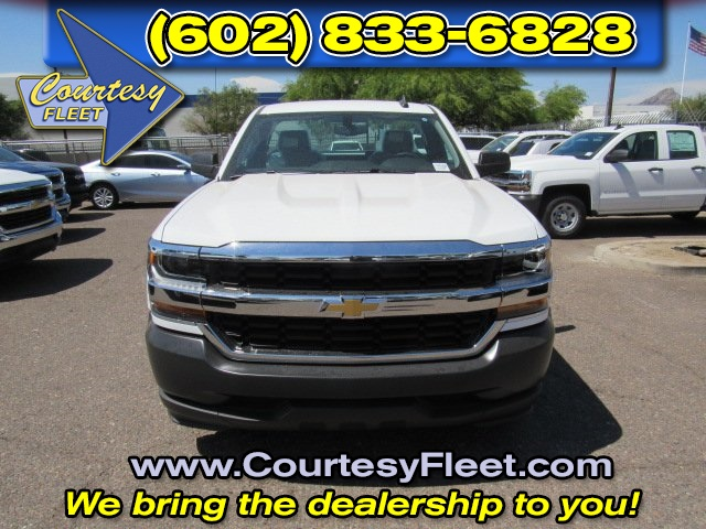 2017 Silverado 1500 Regular Cab, Pickup #74125 - photo 4