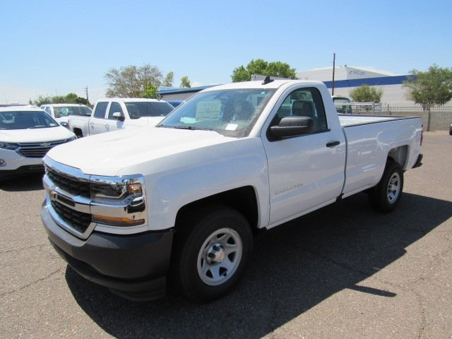 2017 Silverado 1500 Regular Cab, Pickup #74125 - photo 6