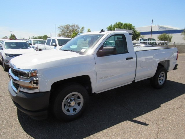 2017 Silverado 1500 Regular Cab, Pickup #74125 - photo 7