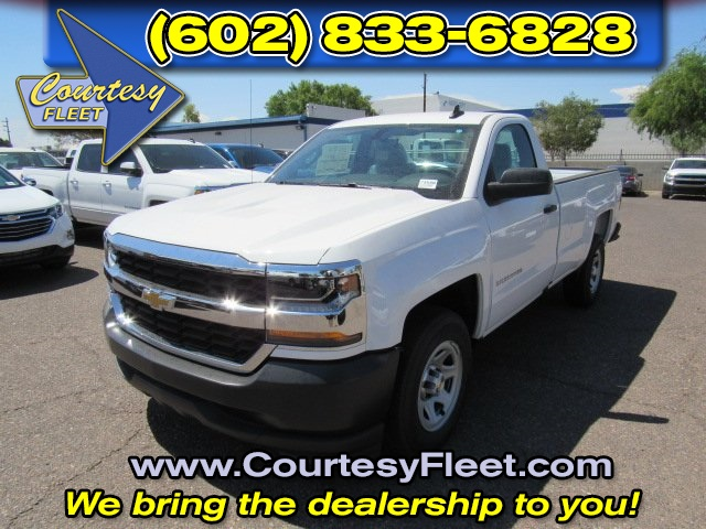 2017 Silverado 1500 Regular Cab, Pickup #74125 - photo 5