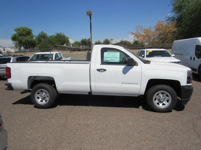 2017 Silverado 1500 Regular Cab, Pickup #74125 - photo 14