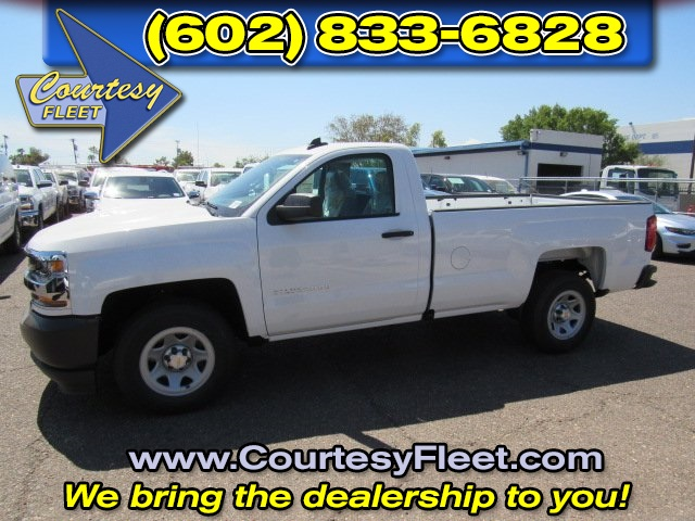 2017 Silverado 1500 Regular Cab, Pickup #74125 - photo 8