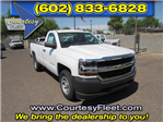 2017 Silverado 1500 Regular Cab, Pickup #74125 - photo 1