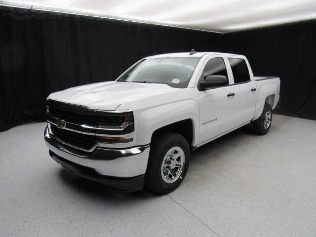 2017 Silverado 1500 Crew Cab 4x2,  Pickup #74400 - photo 4