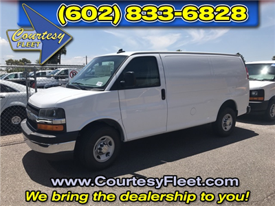 2017 Express 2500, Cargo Van #74499 - photo 4