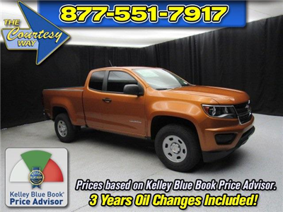 2017 Colorado Double Cab Pickup #74622 - photo 1