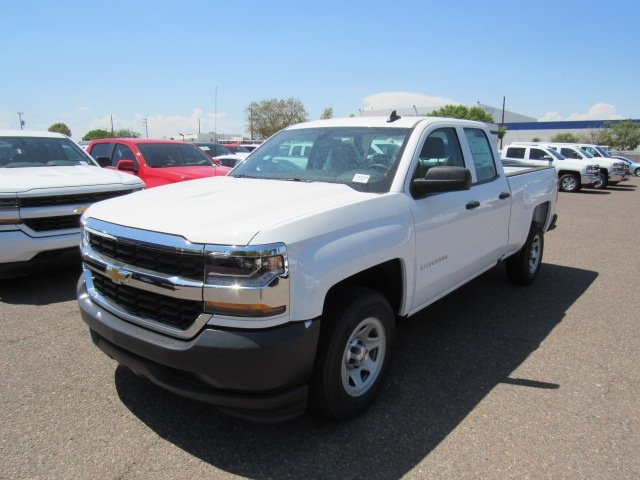 2017 Silverado 1500 Double Cab, Pickup #74626 - photo 5