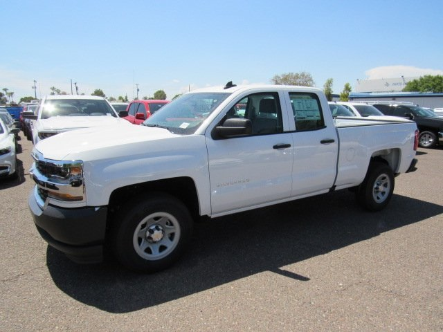2017 Silverado 1500 Double Cab, Pickup #74626 - photo 8