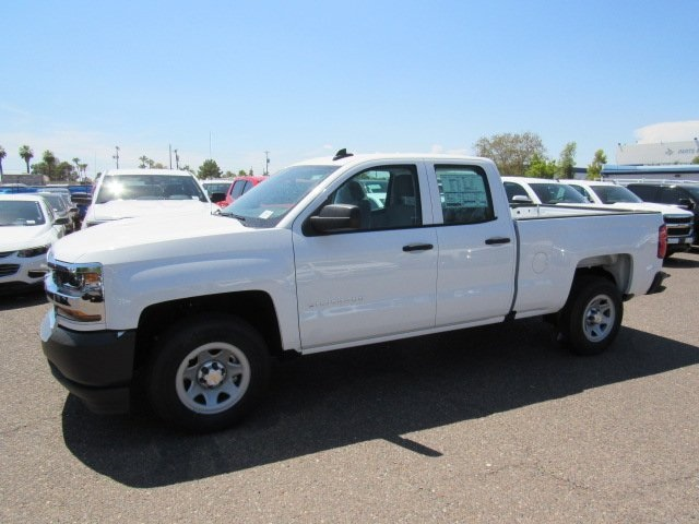 2017 Silverado 1500 Double Cab, Pickup #74626 - photo 9