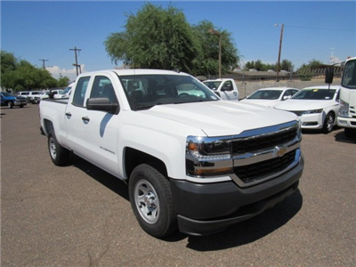 2017 Silverado 1500 Double Cab, Pickup #74626 - photo 23