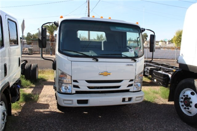 2017 Low Cab Forward Regular Cab 4x2,  Cab Chassis #75209 - photo 3