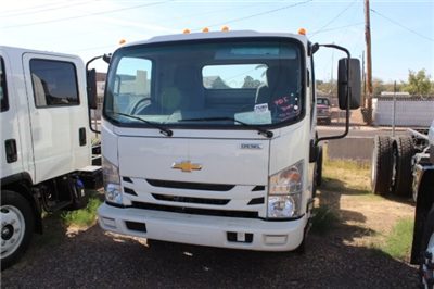 2017 Low Cab Forward Regular Cab 4x2,  Cab Chassis #75209 - photo 6