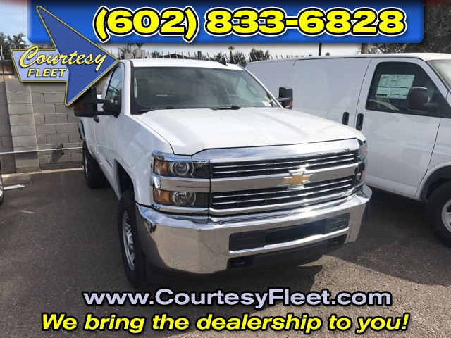 2017 Silverado 2500 Regular Cab 4x4 Pickup #75252 - photo 6