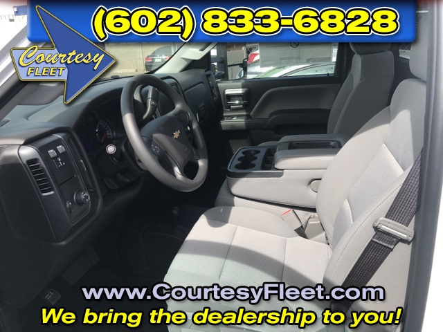 2017 Silverado 2500 Regular Cab 4x4 Pickup #75252 - photo 8