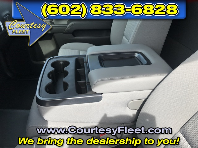 2017 Silverado 2500 Regular Cab 4x4 Pickup #75252 - photo 11
