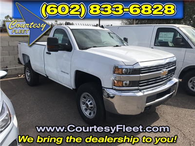 2017 Silverado 2500 Regular Cab 4x4 Pickup #75252 - photo 1