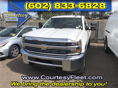 2017 Silverado 2500 Regular Cab 4x4 Pickup #75252 - photo 3