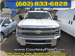2017 Silverado 2500 Regular Cab 4x4 Pickup #75252 - photo 2