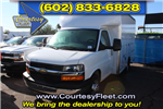 2017 Express 3500, Service Utility Van #75373 - photo 4