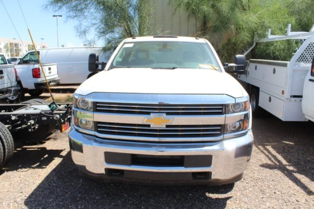 2017 Silverado 3500 Regular Cab DRW 4x2,  Cab Chassis #75456 - photo 3