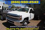 2017 Silverado 3500 Regular Cab DRW 4x2,  Cab Chassis #75456 - photo 1