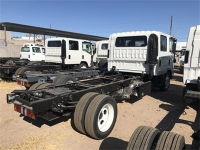 2017 Low Cab Forward Regular Cab 4x2,  Cab Chassis #75466 - photo 2