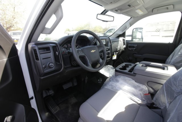 2017 Silverado 2500 Regular Cab 4x2,  Harbor TradeMaster Service Body #75469 - photo 11