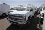 2017 Silverado 2500 Regular Cab 4x2,  Harbor TradeMaster Service Body #75469 - photo 3