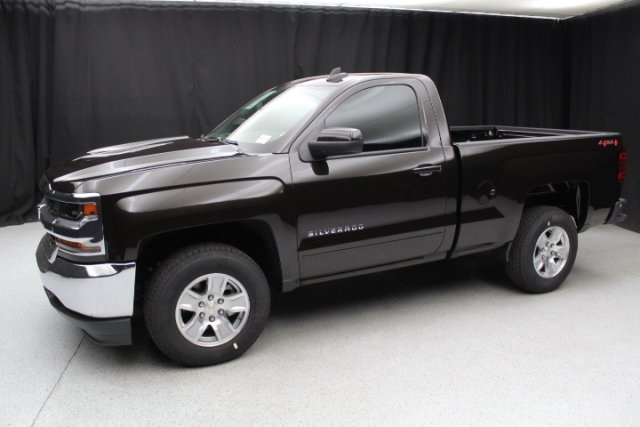 2018 Silverado 1500 Regular Cab 4x4, Pickup #80212 - photo 8
