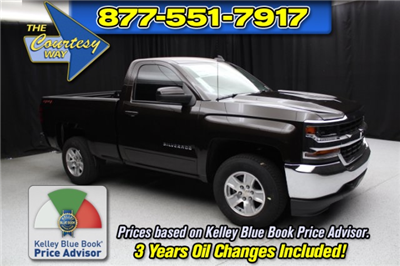 2018 Silverado 1500 Regular Cab 4x4, Pickup #80212 - photo 1