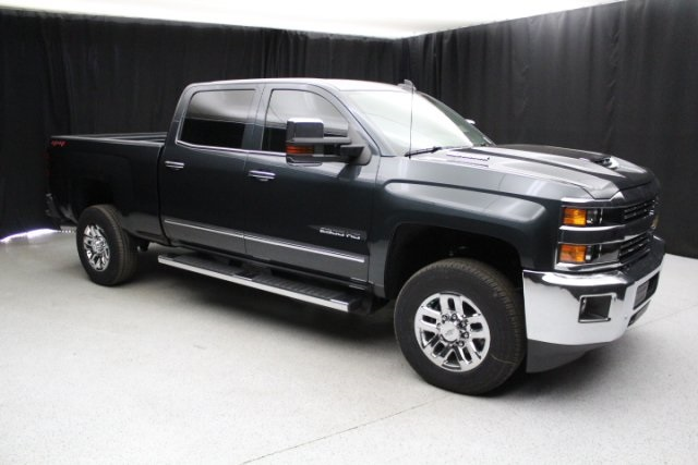 2018 Silverado 2500 Crew Cab 4x4, Pickup #80243 - photo 13