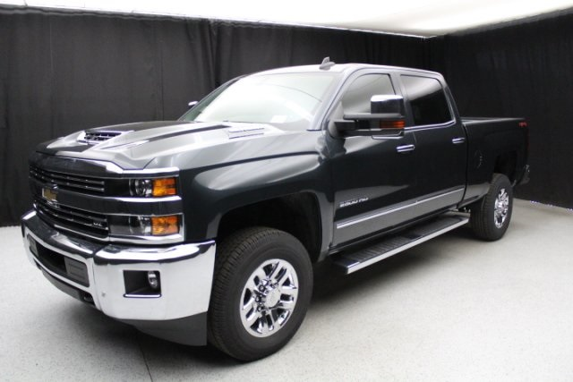 2018 Silverado 2500 Crew Cab 4x4, Pickup #80243 - photo 6