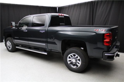 2018 Silverado 2500 Crew Cab 4x4, Pickup #80243 - photo 8