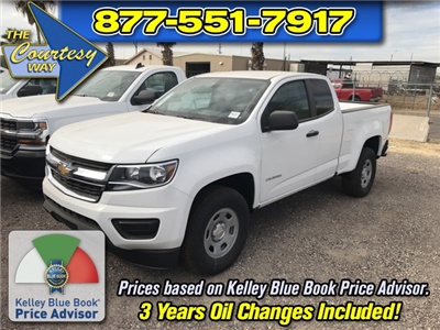2018 Colorado Extended Cab Pickup #80264 - photo 1