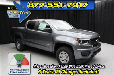 2018 Colorado Crew Cab Pickup #80370 - photo 1