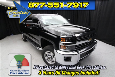 2018 Silverado 2500 Crew Cab 4x4, Pickup #80425 - photo 1
