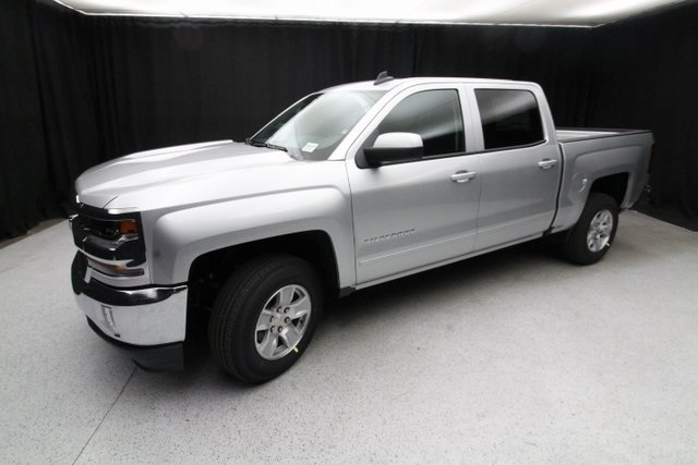 2018 Silverado 1500 Crew Cab, Pickup #80449 - photo 9