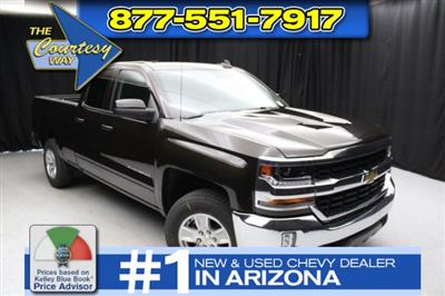2018 Silverado 1500 Double Cab 4x2,  Pickup #80474 - photo 1