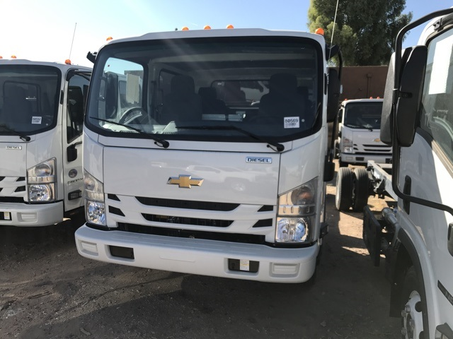 2018 LCF 5500HD Crew Cab,  Cab Chassis #80569 - photo 4