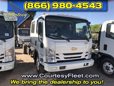 2018 LCF 5500HD Crew Cab,  Cab Chassis #80569 - photo 1