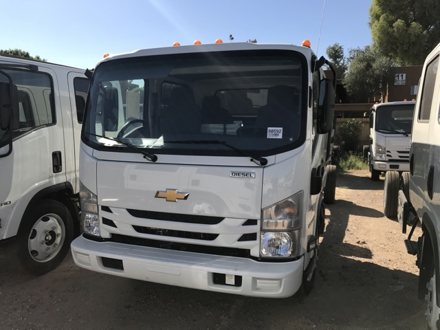 2018 LCF 5500HD Crew Cab, Cab Chassis #80592 - photo 3